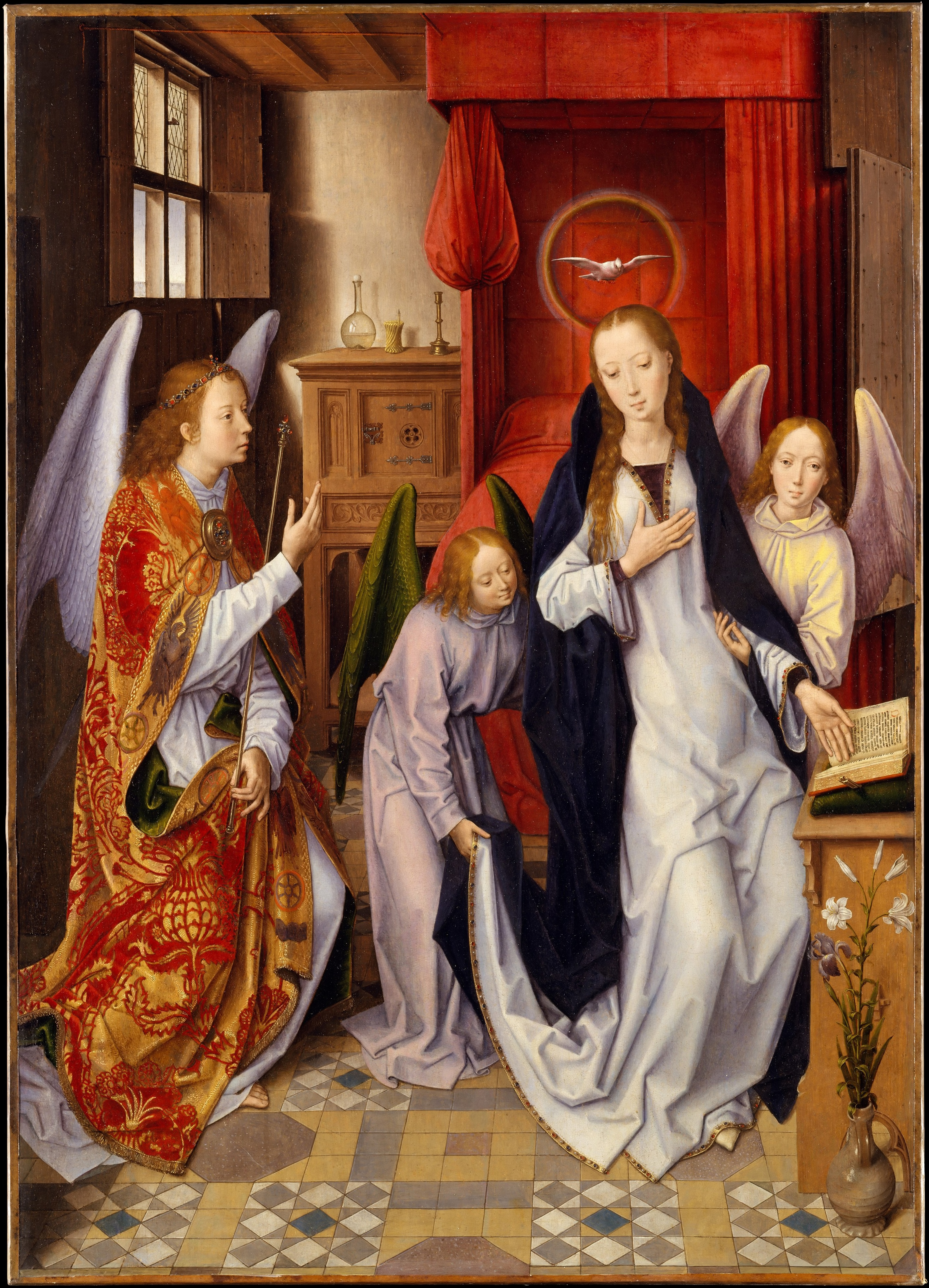 Hans Memling, c. 1480s, MET
