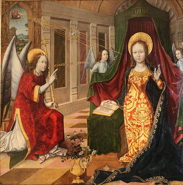 Jacquelin de Montlucon, c. 1497, MBA Lyon