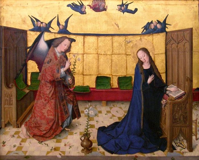 Meister des Marienlebens, c. 1460, Alte Pinakothek Munich