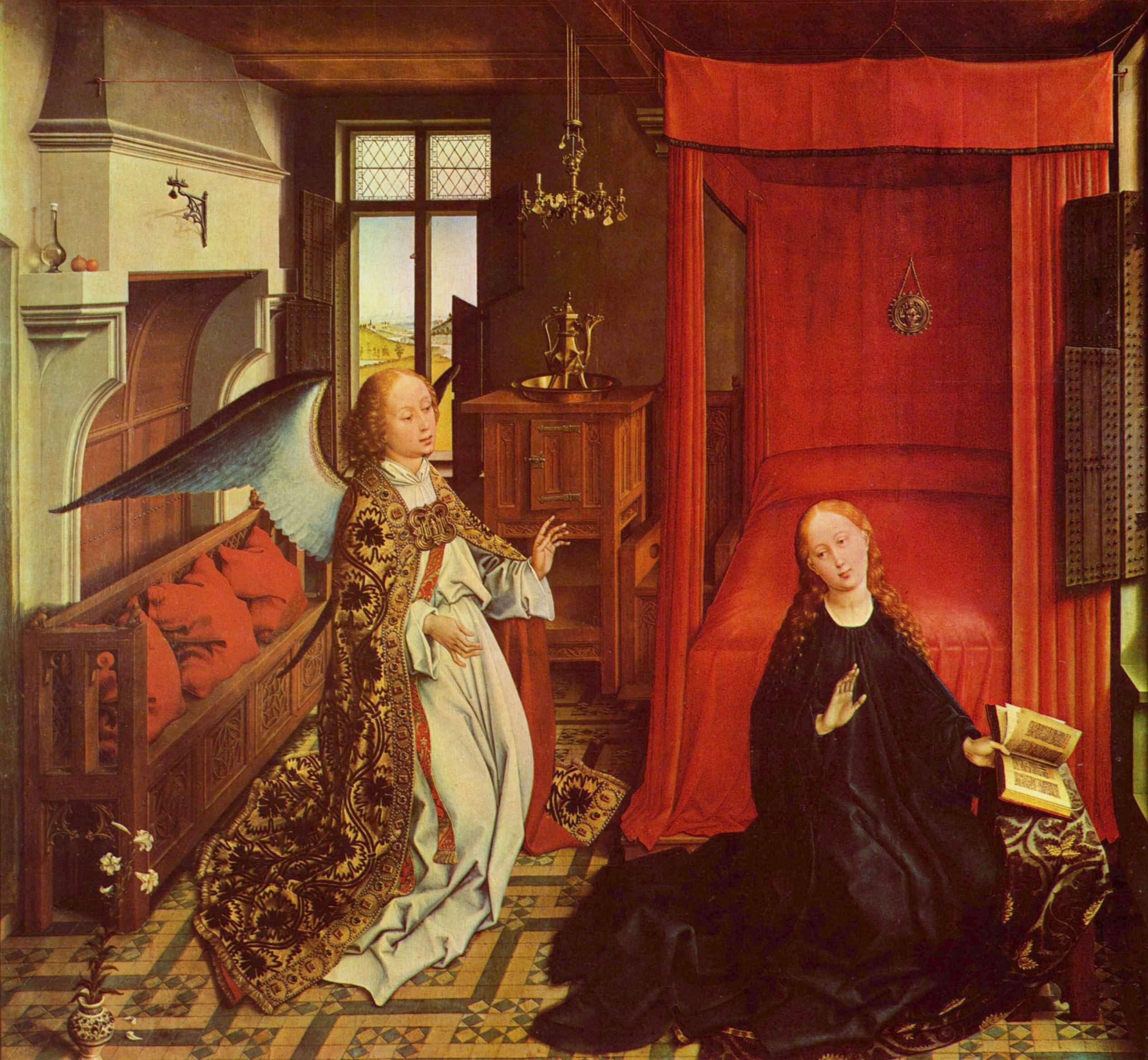 Rogier van der Weyden, luwr