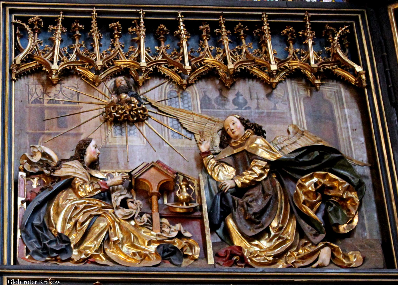 Veit Stoss, 1477-1489, Cracow